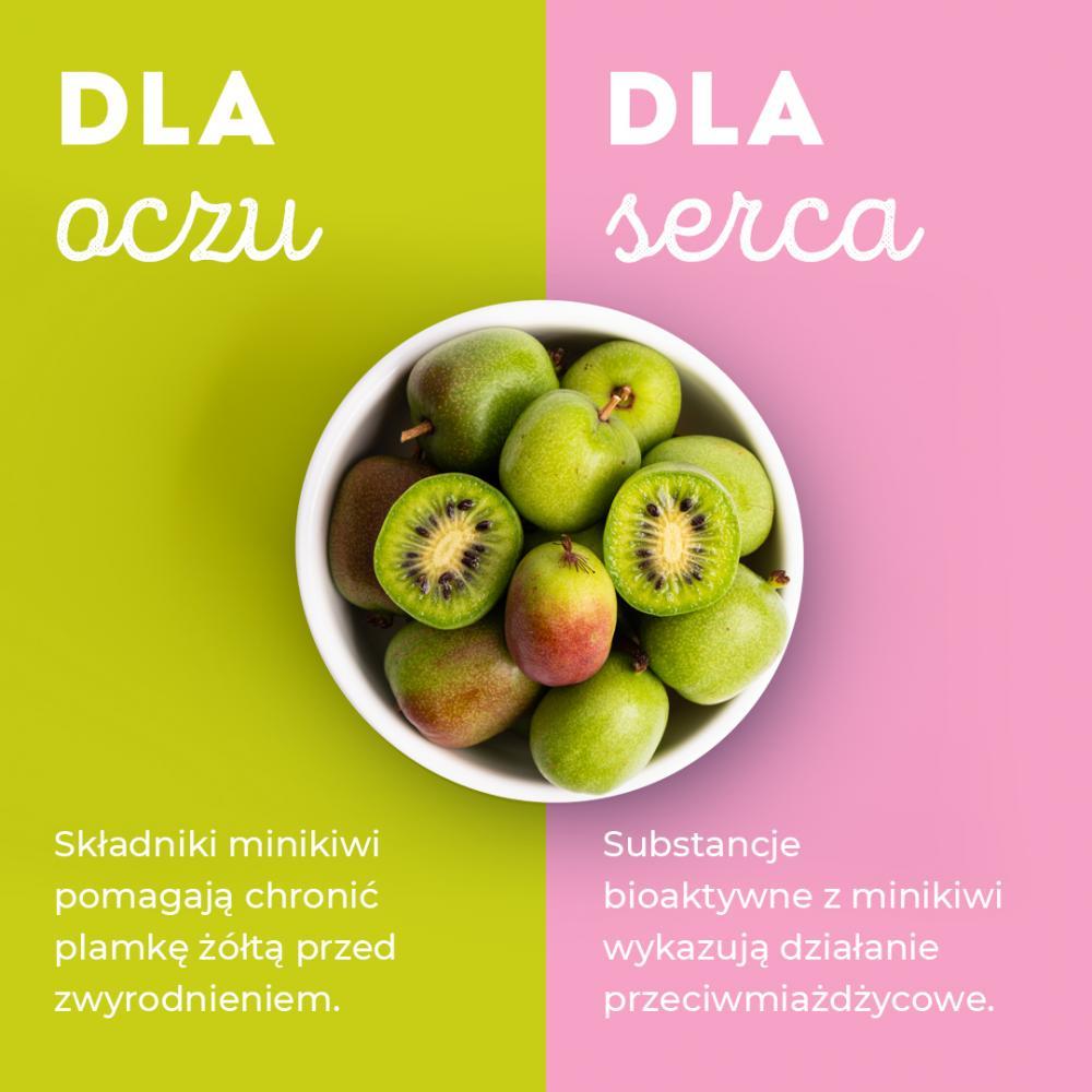 Grafika / Materiały kampanii: Czas na polskie superowoce!