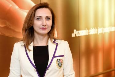 Na zdjęciu Marzena Martyniak/ Fot. PAP/M. Kmieciński