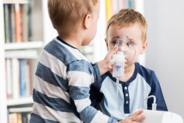 Leki wziewne u dziecka: trzeba je podawać prawidłowo, a nie jest to proste