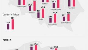 Infografika/PAP