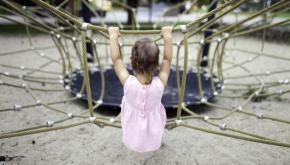 Aktywność fizyczna dzieci/Fot. PAP/P. Werewka